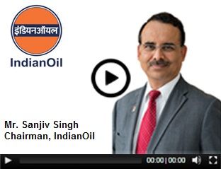 Mr. Sanjiv Singh, Director (Refineries), IndianOil, speaks to All India Radio