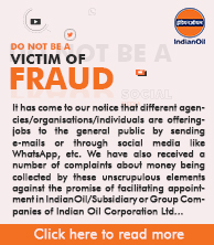 Do not be  a Victim of Fraud