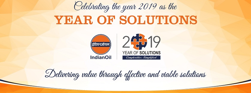 2019 - Year of Solutions