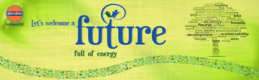 Let's welcome a future full of energy