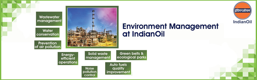 Environment Management at IndianOil