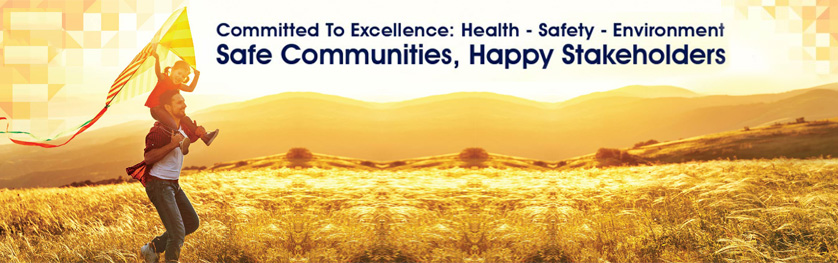Committed To Excellence: Health - Safety - Environment
