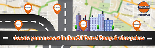 Petrol Pump Locator