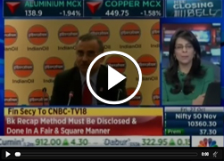 Mr. Sanjiv Singh, Chairman, IndianOil speaks to CNBC TV 18 at Q2 Results