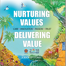 Nurturing Values, Delivering Value